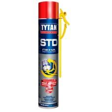 21116 Tytan Professional STD Пена монтажная  Эрго 750мл.(10131010/15022/0086837)