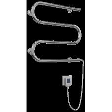 Полотенцесушитель Terminus нерж.Электро М-образный(500*500)