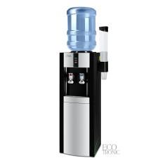 Куллер ECOTRONIC H1-L black компресс охл напольный