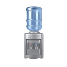Куллер ECOTRONIC H2-TE Silver настольный электр охлажд