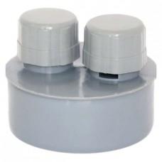 Воздушный клапан д.110 Политек