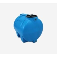 Емкость G 150 л Химбудпласт  горизонт синяя д675/ш570/в625/4м