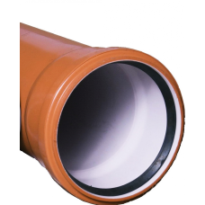 Труба 110\1,5м  ЭДДИН ГОЛД 2,7 мм