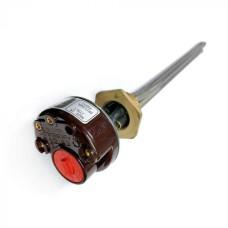 Р05ТП Тен для радиат.с термостатом 500Вт L270 D33мм прав