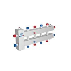Гидровлический разделительный узел ГРУ+КМГ60-5ВУ с 3-мя кр