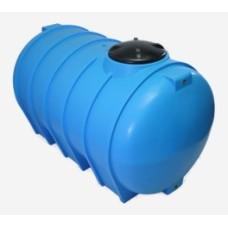 Емкость G2000 л Химбудпласт  горизонт синяя д2130/ш1220/в1250/7мм