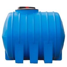 Емкость G 350 л  Грандпласт горизонт синяя д910/ш750/в820