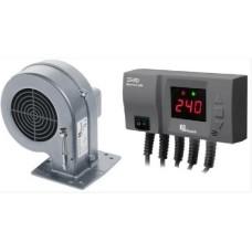 Блок+вентилятор KG DP-02-Gs-20(Автоматика-турбина к твердотопливному котлу)