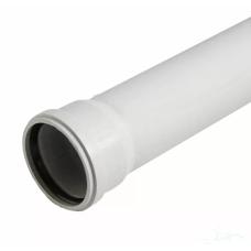 Труба 110*250мм Белая Политэк