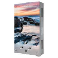 "Газ колонка ""Оазис"" Glass дым 20MG океан пляж"